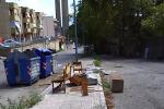 Messina, via Torrente Trapani simbolo dell'inciviltà: diventa una discarica a cielo aperto