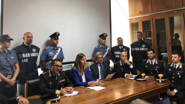 Angela Pugliano, Francesco Galli, Giuseppe Carnovale, Pasquale Carnovale, Cosenza, Calabria, Cronaca
