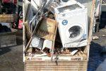 Trasportava elettrodomestici e rifiuti speciali, multato a Messina