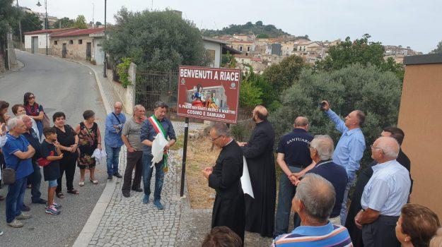riace, Antonio Trifoli, Giovanni Coniglio, Giovanni Piscioneri, Reggio, Calabria, Cronaca