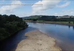 Ambiente, droni in volo per studiare l'habitat dei fiumi Le dichiarazioni di un ricercatore della Loughborough University - Ansa