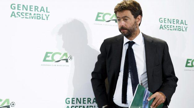 calcio, eca, Andrea Agnelli, Sicilia, Sport