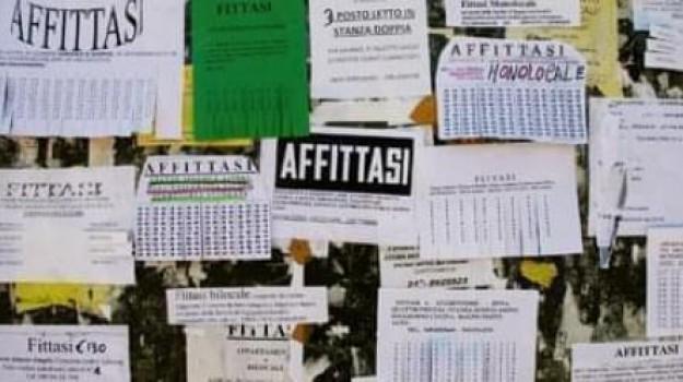 affitto, studenti, Catanzaro, Calabria, Economia