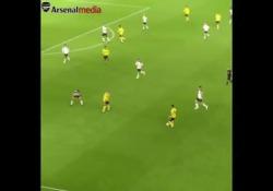 Arsenal, il gol con l'azione «alla Sarri» Il team under 23 sta applicando la filosofia di gioco dal neo allenatore della Juventus - Dalla Rete