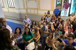 Reggio, al Comune protestano gli assistenti educativi