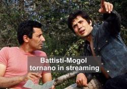 Battisti-Mogol tornano in streaming Editore Acqua Azzurra ha dato il mandato alla Siae - Ansa