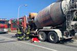 Scontro frontale a Milazzo, 17enne muore nell'impatto con una betoniera