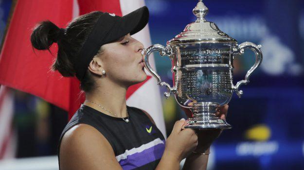 tennis, Bianca Andreescu, Sicilia, Sport