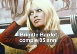 Brigitte Bardot compie 85 anni Vera e propria icona di femminilità negli anni '50 e '60, attivista e modella: le tappe della sua vita - Ansa