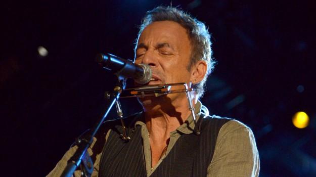musica, rock, Bruce Springsteen, Sicilia, Società