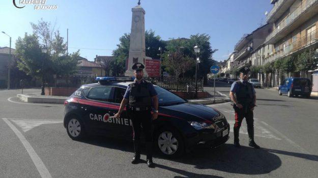 furto, Catanzaro, Calabria, Cronaca