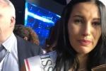 Carolina Stramare, è lei Miss Italia: «Dedico questa fascia a mia mamma che non c'è più»