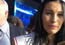 Carolina Stramare, è lei Miss Italia: «Dedico questa fascia a mia mamma che non c'è più» Le prime dichiarazioni, tra le lacrime, dopo la vittoria - Corriere Tv