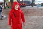 """Il sindaco di Messina """"mascherato"""", era per un video di promozione della città"""
