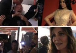 Dentro le feste a Venezia, tra ostriche e aspiranti Kim Kardashian ... spunta Bonolis Tra i 200 invitati dalla Santanchè, il conduttore con la moglie e numerose modelle sudamericane - Corriere TV