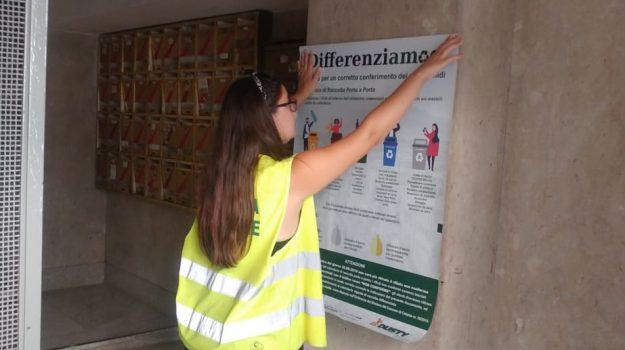 raccolta differenziata, rifiuti, Sicilia, Cronaca