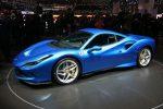Ad Erice girato lo spot della nuova Ferrari F8: prezzo a partire da 262mila euro