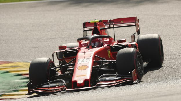 ferrari, formula 1, gp belgio, Charles Leclerc, Sicilia, Sport