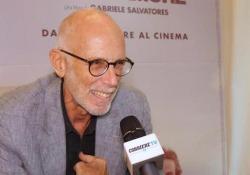 Festival del Cinema, Gabriele Salvatores presenta «Tutto il mio folle amore» Il regista premio Oscar racconta il suo ultimo lavoro in programma fuori concorso a Venezia: «Ci sono molte cose che mi riguardano in questo film» - Corriere Tv