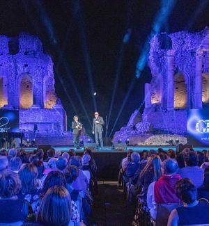 GDShow, musica e solidarietà nella festa di Taormina: lo spettacolo integrale - Video