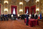 Governo, il giuramento dei ministri: la diretta dal Quirinale - Video