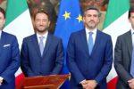 Governo, sottosegretari e viceministri giurano a Palazzo Chigi
