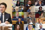 Governo, con Conte 21 ministri: 10 M5S, 9 Pd, 1 Leu - Nomi e foto