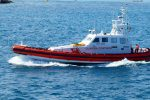 Cade dal peschereccio al largo di Porto Empedocle, grave un marittimo