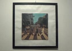 I primi 50 anni di Abbey Road, disco testamento dei Beatles Memorabilia e foto inedite in mostra a Roma - Ansa