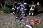 Incidente fra Palermiti e Gasperina, morto un uomo di 48 anni