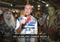 La Milan Games Week 2019 Negli enormi spazi della fiera Rho-Milano è partita la più importante manifestazione italiana dedicata ai videogiochi: 55 titoli da provare per un pubblico atteso oltre le 160 mila persone. Ragazzi (e ragazze) e famiglie provenienti da tutta Italia sono attesi da vecchi e nu...