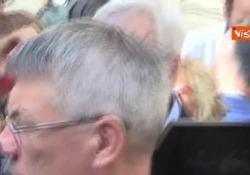 """Landini: """"Bene metodo governo, si riapre confronto"""" L'incontro a Palazzo Chigi con i sindacati - Agenzia Vista/Alexander Jakhnagiev"""