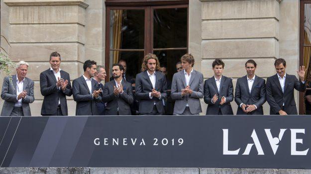 tennis, Fabio Fognini, Rafael Nadal, Roger Federer, Sicilia, Sport