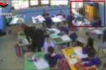 Crotone, sospese tre insegnanti di una scuola elementare per maltrattamenti sugli alunni - Video
