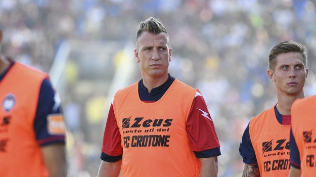 crotone, serie b, Maxi Lopez, Catanzaro, Calabria, Sport