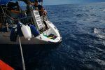 Isola Capo Rizzuto, nuovo sbarco di migranti - Foto