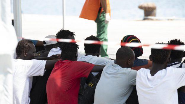 libia, migranti, Messina, Sicilia, Cronaca