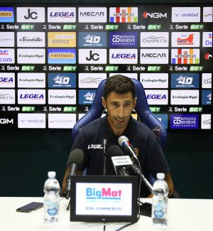 """Il Cosenza attende il Pescara, Occhiuzzi: """"Saremo pronti a tutto"""""""