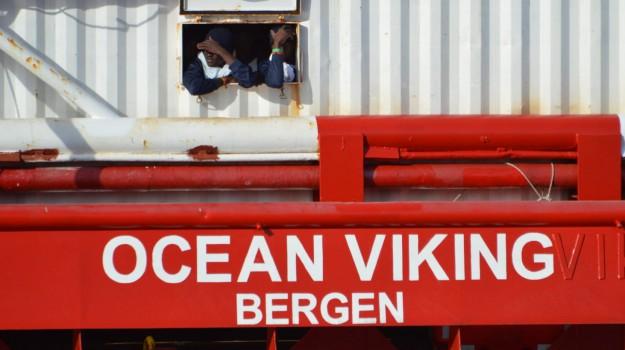 lampedusa, migranti, naufragio, Ocean Viking, Messina, Sicilia, Cronaca
