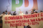 Regionali in Calabria, l'assemblea dei circoli del Pd chiede la ricandidatura di Oliverio