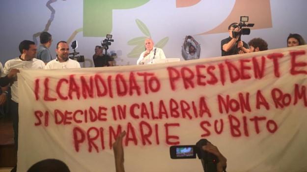 pd, regionali calabria 2019, Mario Oliverio, Calabria, Politica