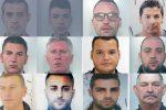 La retata a Lamezia, imprenditori piegati: o il pizzo o lo sconto agli affiliati - Nomi e foto degli arrestati