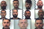 Le mani della mafia sui locali della movida di Palermo: nomi e foto degli 11 arrestati