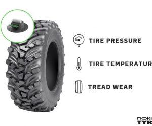 "Da Nokian Tyres arrivano i pneumatici ""intelligenti"" con sensori digitali"