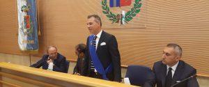 Il presidente della Provincia di Vibo Salvatore Solano