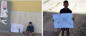 Fridays for future, 12enne manifesta per il clima da solo in piazza nel Foggiano