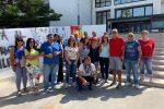 Reggio, a palazzo Campanella protestano i precari della sanità