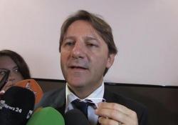 """Quota 100, Tridico: """"Durerà tre anni poi vedremo"""" Le parole del presidente Inps Pasquale Tridico - Ansa"""