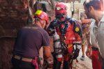 Cane cade in un pozzo profondo trenta metri a Reggio, lo salvano i vigili del fuoco