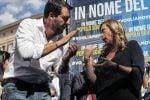 """Il Foglio pubblica un audio di Salvini: """"FdI all'opposizione senza romperci i c..."""""""